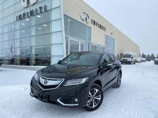Used 2017 Acura RDX ELITE for sale in Edmonton, AB