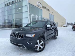 Used 2015 Jeep Grand Cherokee Limited for sale in Edmonton, AB
