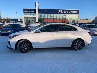 Used 2020 Kia Forte EX+/APPLE CARPLAY/BLIND SPOT/HEATED STEERING for sale in Edmonton, AB