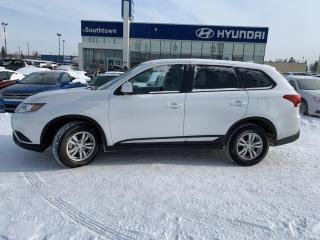 Used 2020 Mitsubishi Outlander ES/AWD/HEATED SEATE/BACKUP CAM/BLUETOOTH for sale in Edmonton, AB