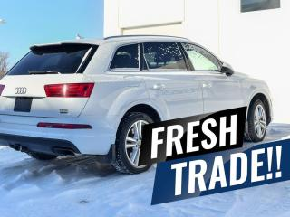 Used 2017 Audi Q7 3.0T Technik for sale in Red Deer, AB