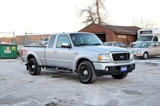 Used 2008 Ford Ranger SPORT for sale in Brampton, ON