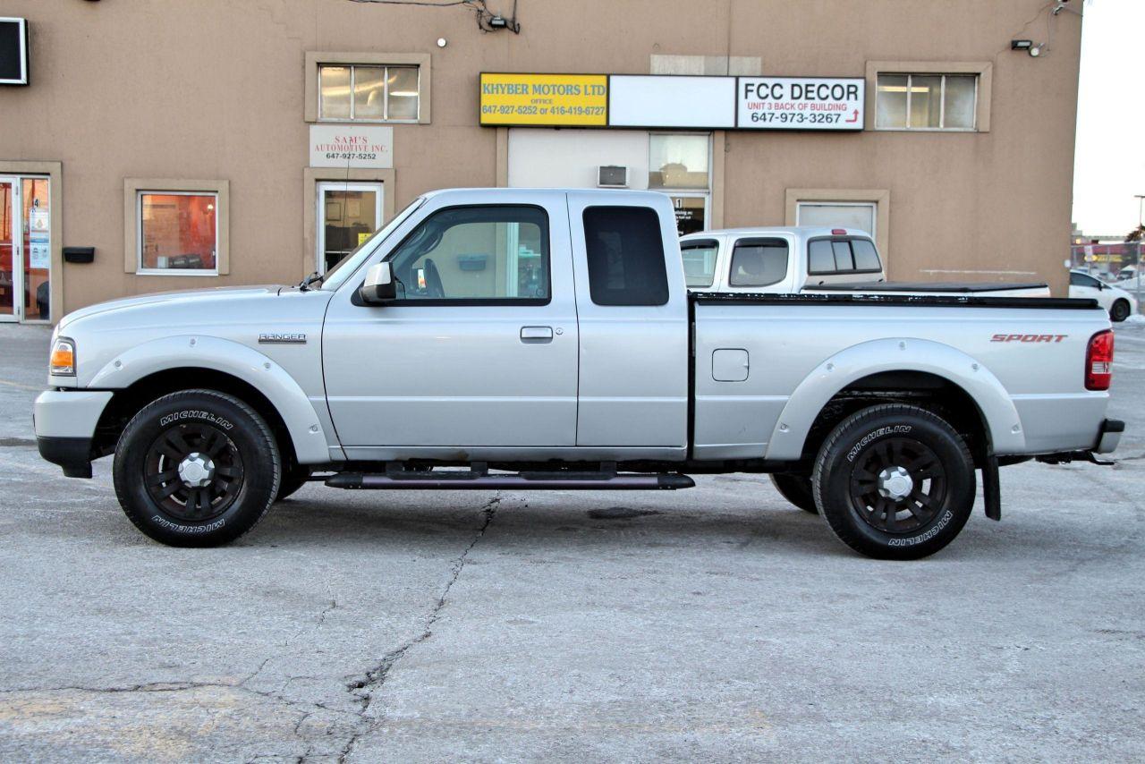 2008 Ford Ranger