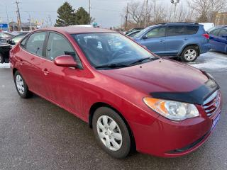 Used 2010 Hyundai Elantra GL ** HTD SEATS, CRUISE ** for sale in St Catharines, ON
