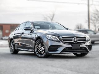 Used 2018 Mercedes-Benz E-Class E 300 4MATIC |NAV |HUD|PANOROOF|IDP| AMG |LOADED TO TOP for sale in North York, ON