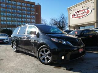 Used 2013 Toyota Sienna SE | SUNROOF | CAM | DUAL DVD | 4 NEW SNOW TIRES* | for sale in Scarborough, ON