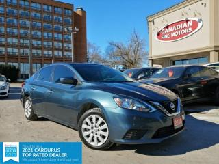 Used 2018 Nissan Sentra CLEAN CARFAX | LEATHER | BLUE TOOTH | 4 NEW SNOW TIRES* | for sale in Scarborough, ON