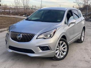 Used 2017 Buick Envision Premium II for sale in Brampton, ON