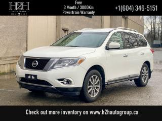 Used 2014 Nissan Pathfinder SL for sale in Surrey, BC