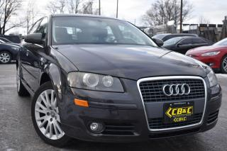 Used 2007 Audi A3 END OF WINTER SALE for sale in Oakville, ON