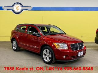 Used 2010 Dodge Caliber SXT Only 118K, 1 Owner, 2 Years Warranty for sale in Vaughan, ON