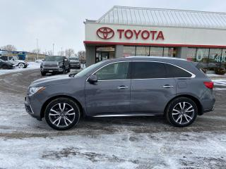 Used 2019 Acura MDX Elite 6 Passenger for sale in Cambridge, ON