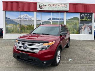 Used 2015 Ford Explorer XLT for sale in Campbell River, BC