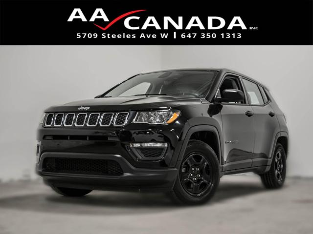 2018 Jeep Compass Sport|100% ACCIDENT FREE|CLEAN CARFAX|