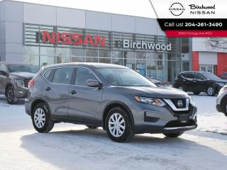 Used 2019 Nissan Rogue S Accident Free, Backup Camera, Heated Seats, Blind Spot Warning for sale in Winnipeg, MB