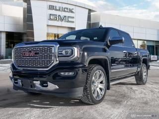 Used 2018 GMC Sierra 1500 Denali 6.2L! No Accidents! for sale in Winnipeg, MB