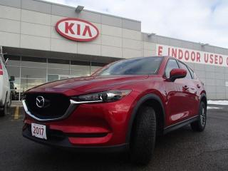 Used 2017 Mazda CX-5 GS for sale in Nepean, ON
