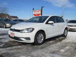 Used 2019 Volkswagen Golf S 8A for sale in Alvinston, ON