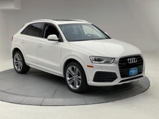 Used 2018 Audi Q3 2.0T Progressiv quattro 6sp Tiptronic for sale in Burnaby, BC