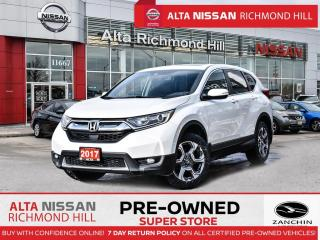 Used 2017 Honda CR-V EX-L AWD   PWR Liftgate   Monrof   Rear CAM   BSW for sale in Richmond Hill, ON