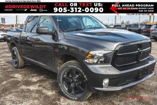 New 2021 RAM 1500 Classic NIGHT EDITION | SUB ZERO | SPORT HOOD | for sale in Hamilton, ON