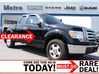 Used 2009 Ford F-150 XL As-Is for sale in Ottawa, ON