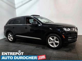 Used 2017 Audi Q7 3.0T Komfort 7 PASS. AWD NAV.- S & V CHAUFFANTS for sale in Laval, QC