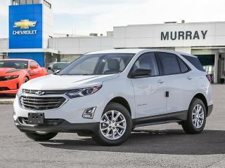 New 2021 Chevrolet Equinox LS for sale in Winnipeg, MB