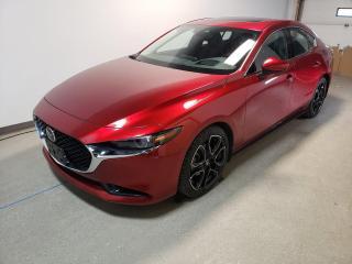 Used 2019 Mazda MAZDA3 GT|Warranty|New Tires|Sunroof|Htd Leather|Navi for sale in Brandon, MB