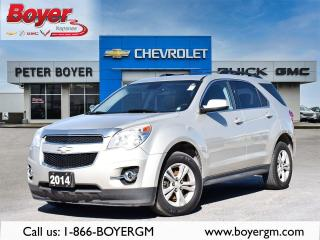 Used 2014 Chevrolet Equinox 2LT for sale in Napanee, ON
