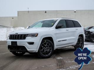 New 2021 Jeep Grand Cherokee 80th Anniversary Edition | Nav | Pano Roof for sale in Kitchener, ON
