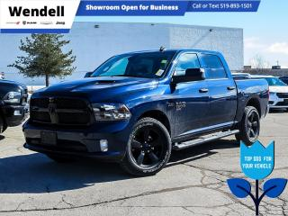 New 2021 RAM 1500 Classic Night Edition | Carplay | Spray-in Liner for sale in Kitchener, ON