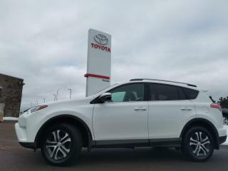 Used 2017 Toyota RAV4 LE for sale in Moncton, NB