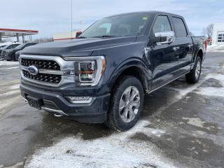 New 2021 Ford F-150 PLATINUM for sale in Kingston, ON