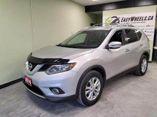 Used 2016 Nissan Rogue SV for sale in New Liskeard, ON