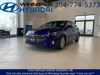 Used 2020 Hyundai Elantra Preferred for sale in Winnipeg, MB
