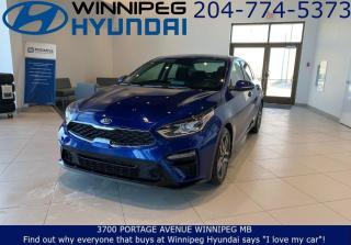 Used 2020 Kia Forte EX+ for sale in Winnipeg, MB