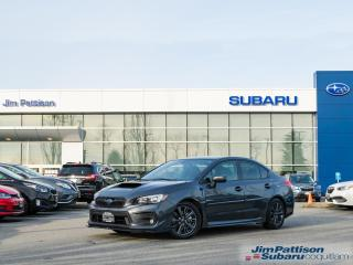 New 2020 Subaru WRX Sport-tech for sale in Port Coquitlam, BC