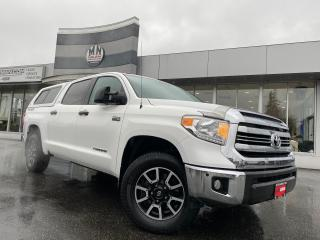 Used 2016 Toyota Tundra TRD OFF-ROAD SR5 5.7L V8 CREWMAX SUNROOF REAR CAME for sale in Langley, BC