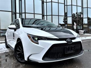 Used 2020 Toyota Corolla AUTO|HEATED SEATS|WIRELESS CHARGE|SUNROOF|LANE ASSIST|ALLOYS for sale in Brampton, ON