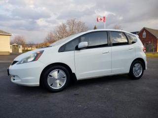 Used 2011 Honda Fit 5dr HB Auto Sport for sale in Stoney Creek, ON