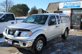 Used 2012 Nissan Frontier SV King Cab SWB MATCHING CAB Shelving for sale in Mississauga, ON