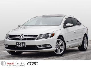 Used 2015 Volkswagen Passat CC Sportline for sale in Thornhill, ON