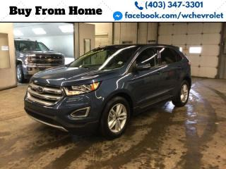 Used 2018 Ford Edge SEL for sale in Red Deer, AB