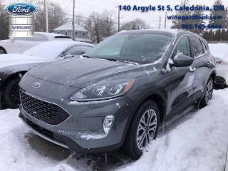 New 2021 Ford Escape SEL Hybrid for sale in Caledonia, ON
