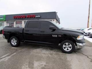 Used 2014 RAM 1500 Tradesman Crew Cab 4WD 5.7L Hemi Bluetooth Certified for sale in Milton, ON