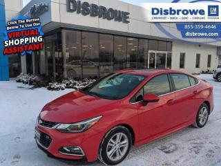 Used 2017 Chevrolet Cruze LT for sale in St. Thomas, ON
