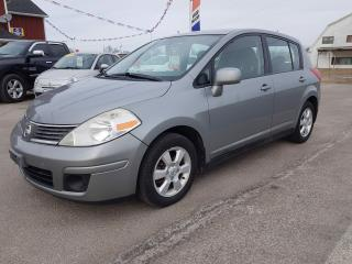 Used 2009 Nissan Versa S for sale in Dunnville, ON
