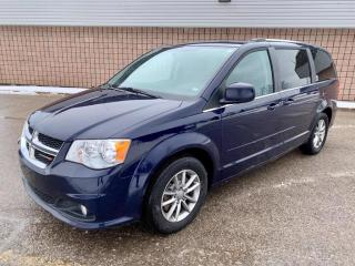 Used 2015 Dodge Grand Caravan SXT | PREMIUM PLUS | STOW N GO | ONE OWNER | for sale in Barrie, ON