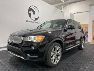 Used 2017 BMW X3 xDrive28i ONE OWNER/CERTIFIED/CLEAN CARFAX for sale in Halifax, NS